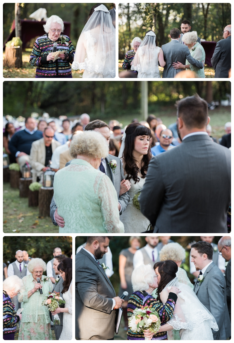 Backyard forest wedding in the Chicago suburbs by Rachael Foster Photography_0049.jpg