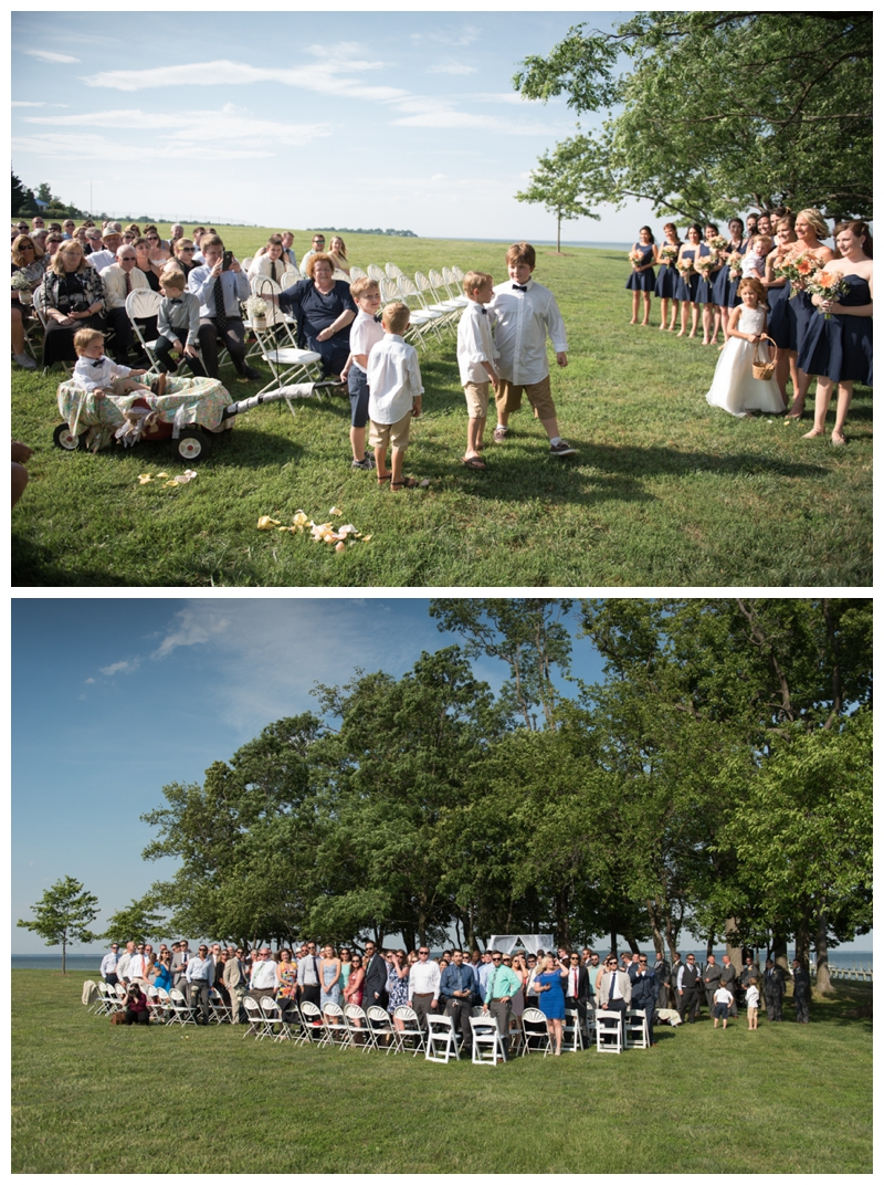Wedding on the Eastern Shore at Maria's Love Point by Rachael Foster Photography_0018.jpg