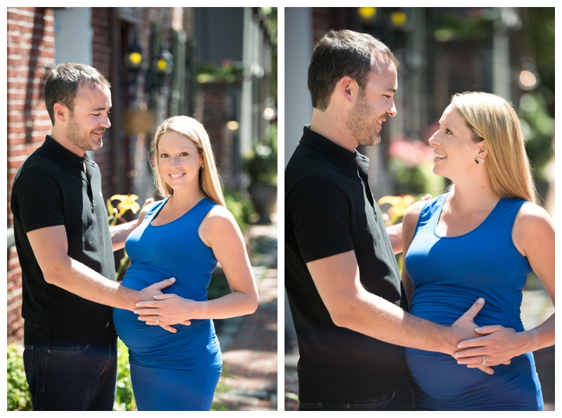 Maternity Session in Georgetown, Washington, DC by Rachael Foster Photography_0008.jpg