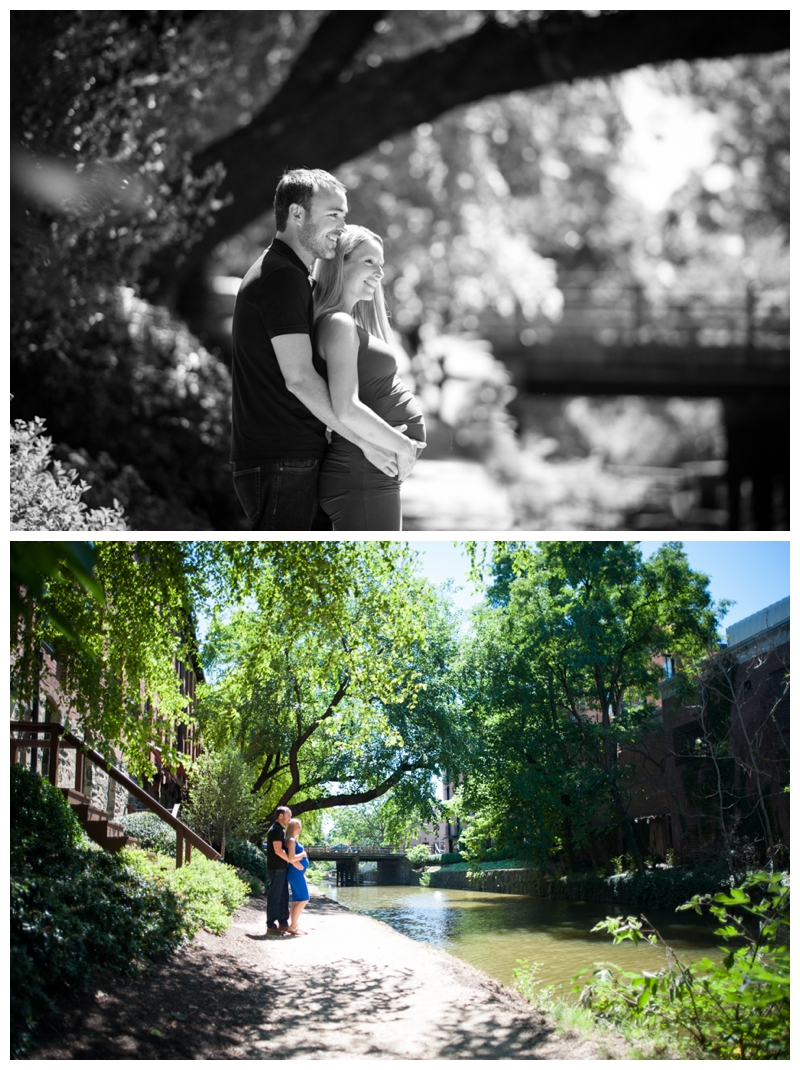 Maternity Session in Georgetown, Washington, DC by Rachael Foster Photography_0007.jpg