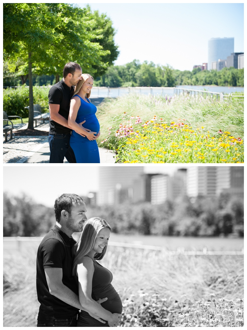 Maternity Session in Georgetown, Washington, DC by Rachael Foster Photography_0013.jpg