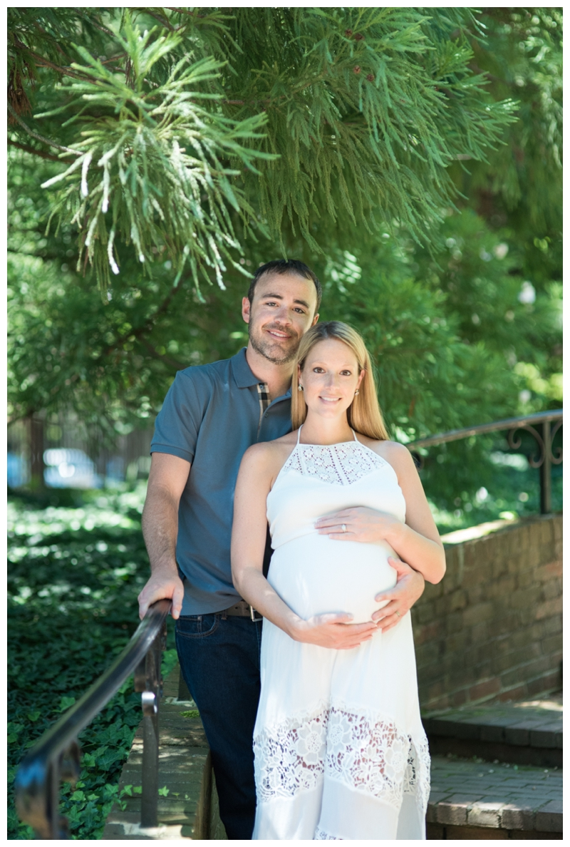 Maternity Session in Georgetown, Washington, DC by Rachael Foster Photography_0016.jpg
