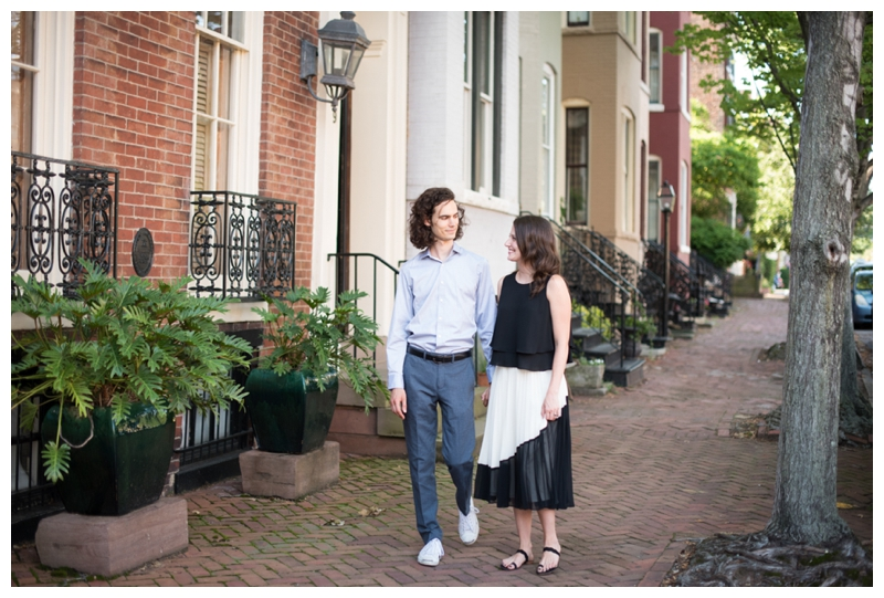 Engagement Session in Alexandria, Virginia by Rachael Foster Photography_0004.jpg