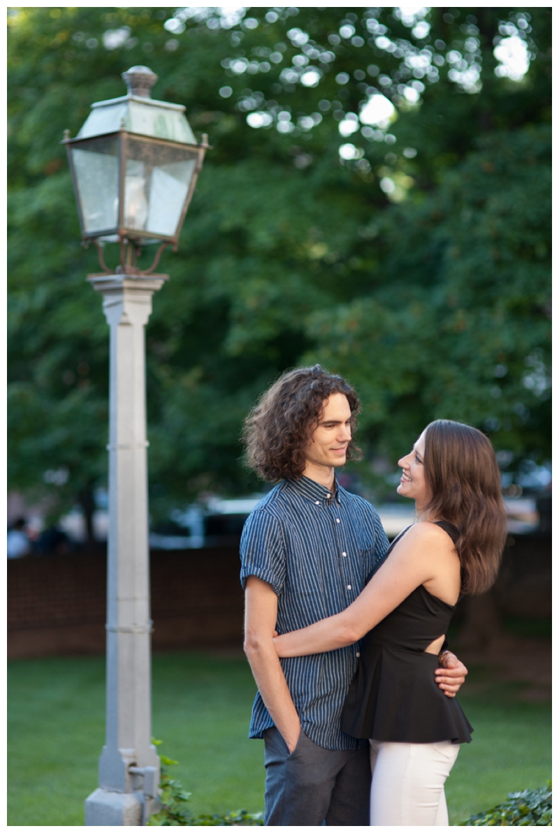 Engagement Session in Alexandria, Virginia by Rachael Foster Photography_0025.jpg