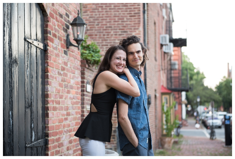 Engagement Session in Alexandria, Virginia by Rachael Foster Photography_0033.jpg