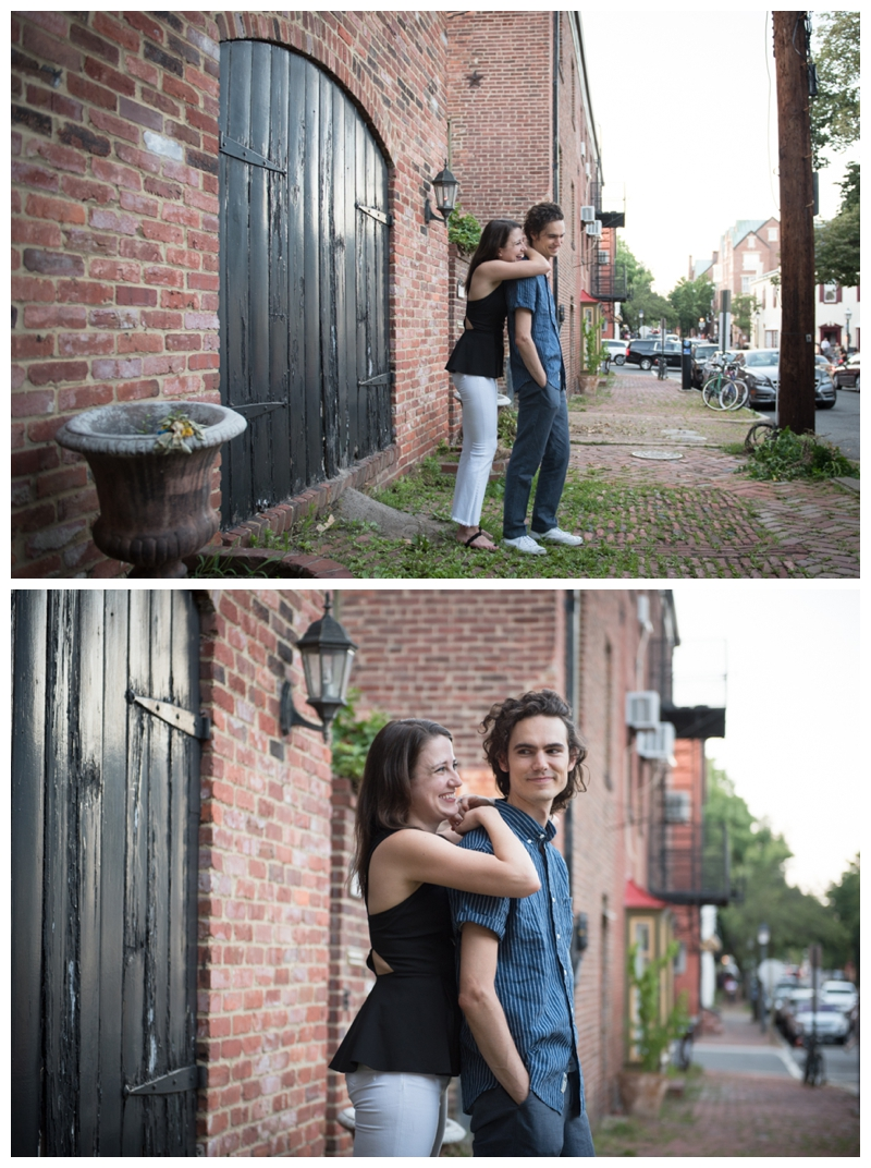 Engagement Session in Alexandria, Virginia by Rachael Foster Photography_0032.jpg