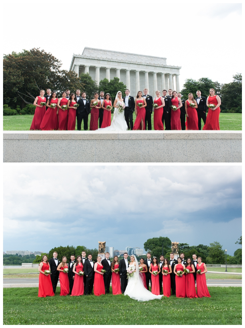 DC Wedding Day Portraits at the Lincoln Memorial by Rachael Foster Photography_0058.jpg