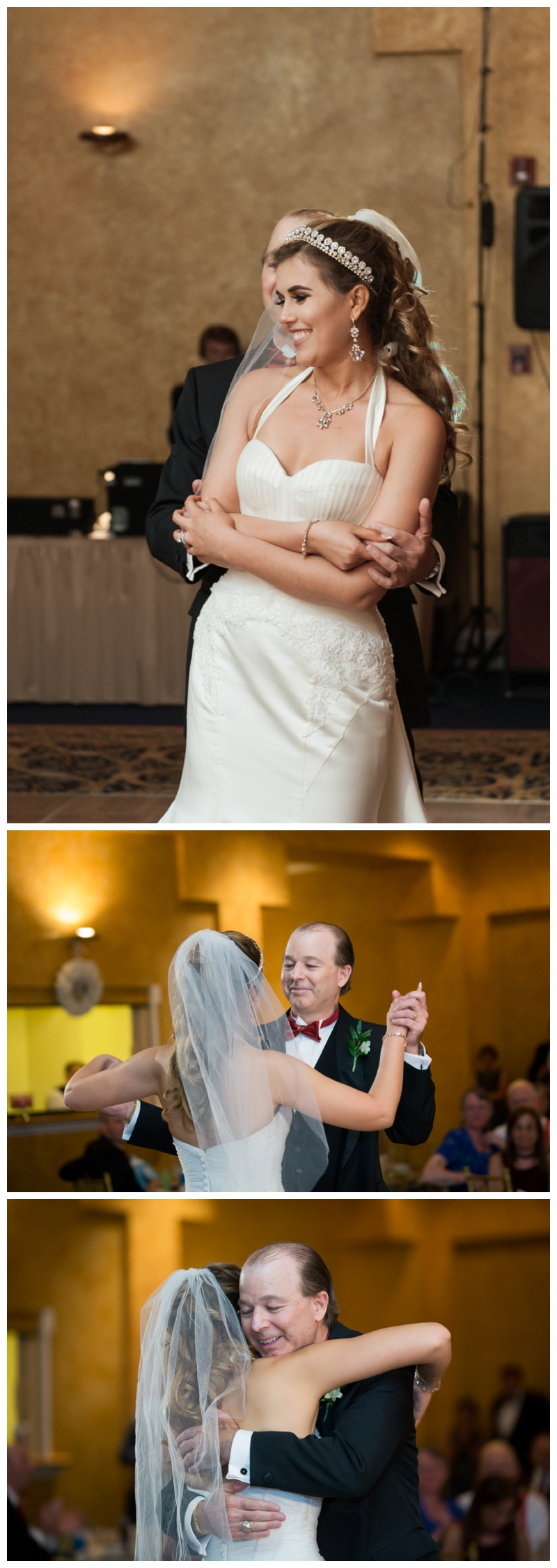 Wedding Reception at Fort Myer Officer's Club by Rachael Foster Photography_0087.jpg