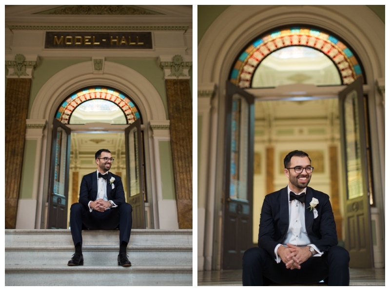Wedding in Washington DC at the National Portrait Gallery by Rachael Foster Photography_0015.jpg