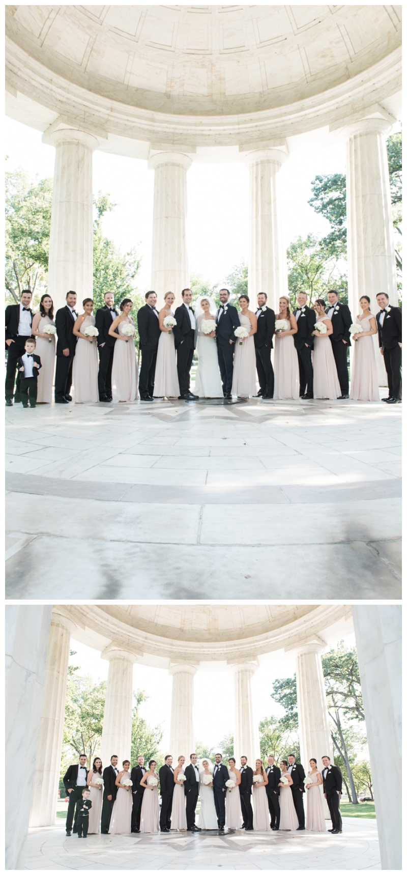 Wedding in Washington DC at the DC War Memorial by Rachael Foster Photography_0036.jpg