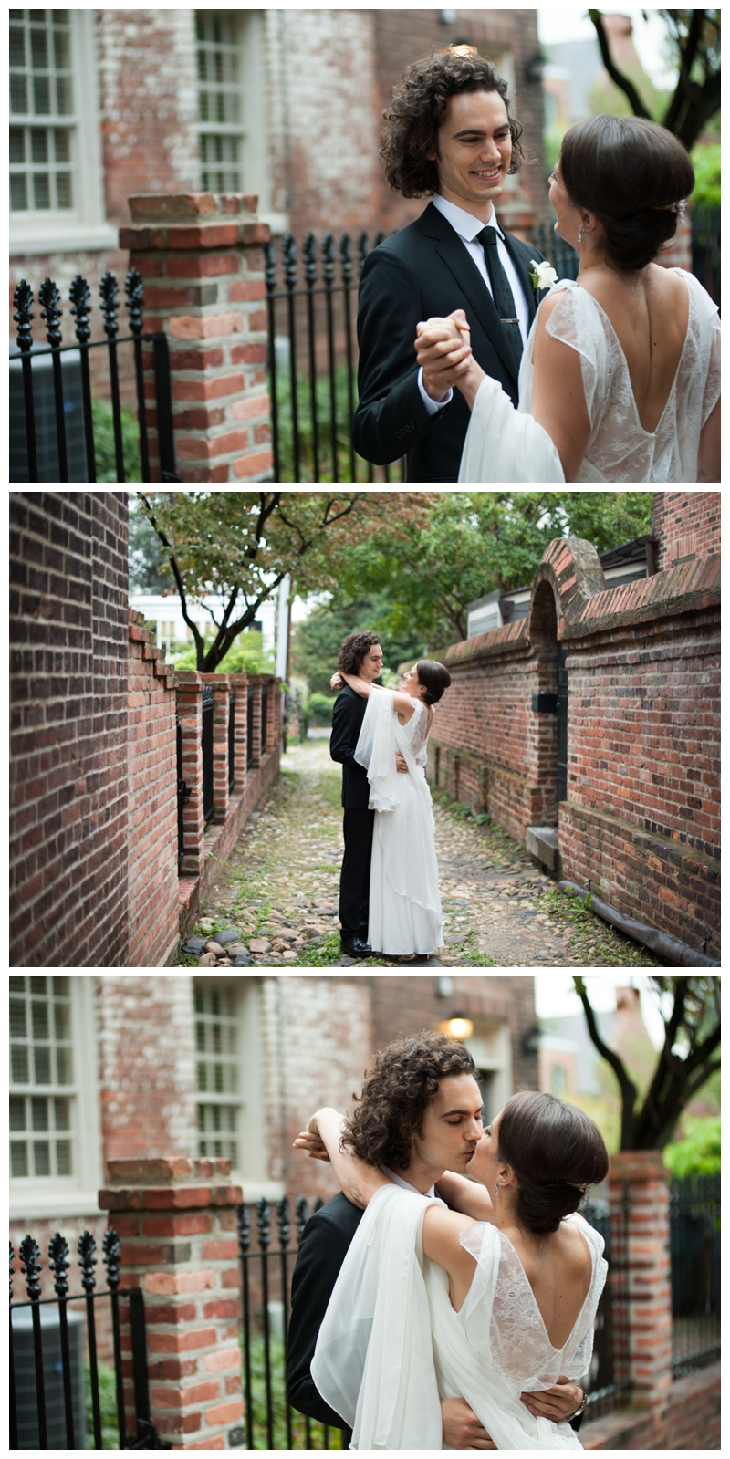 Wedding in Old Town Alexandria Virginia at the Torpedo Factory Art Center by Rachael Foster Photography_0036.jpg