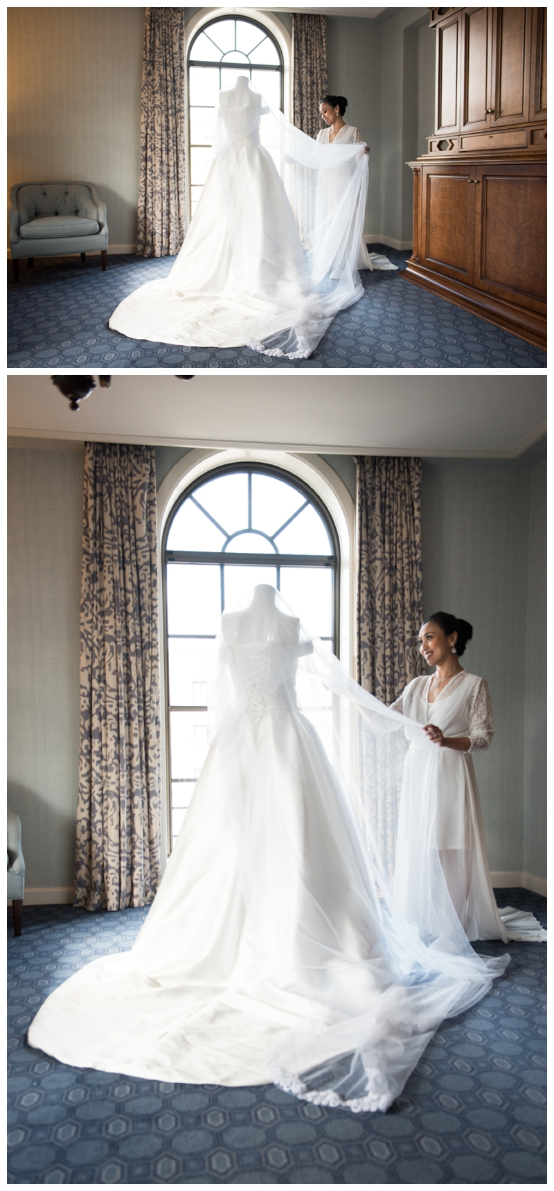 Wedding in Washington DC at the St Regis Hotel by Rachael Foster Photography_0018.jpg
