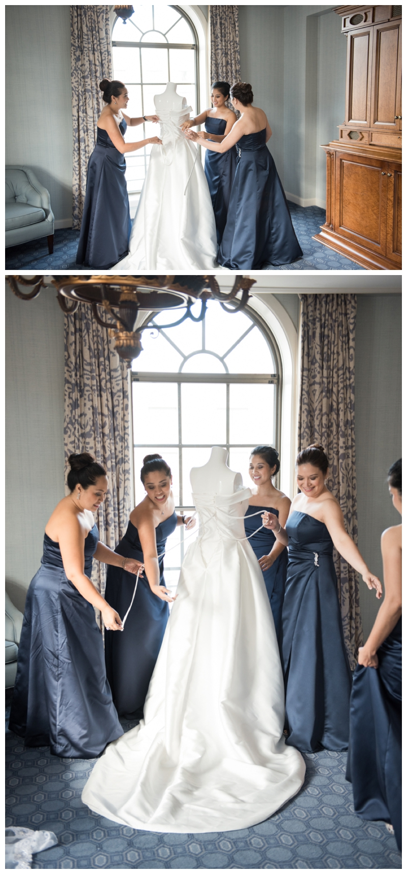 Wedding in Washington DC at the St Regis Hotel by Rachael Foster Photography_0020.jpg
