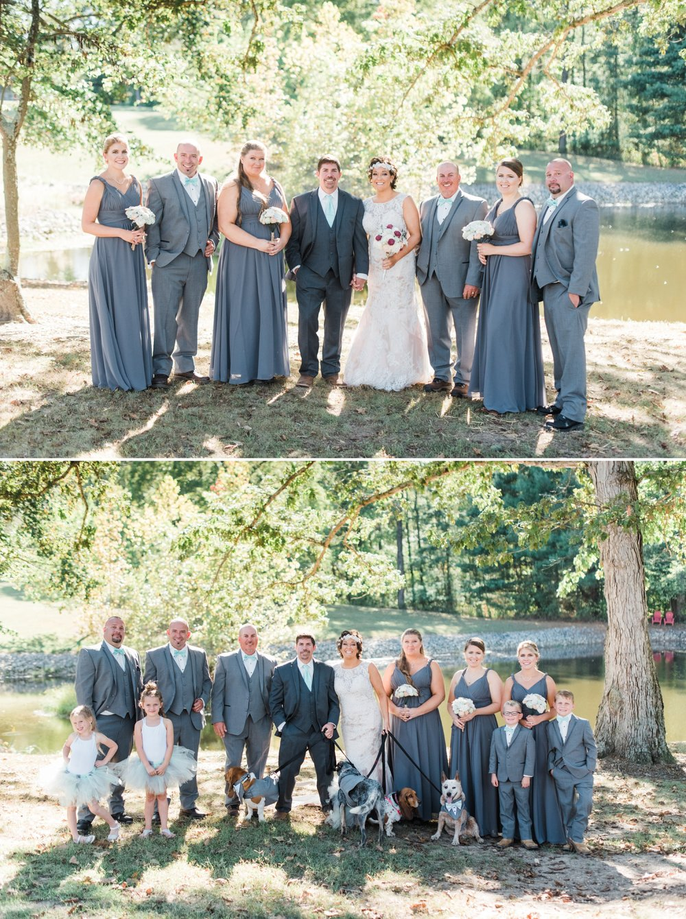 Rustic Barn Wedding with Sweet Rescue Dogs in Central Indiana_0024.jpg