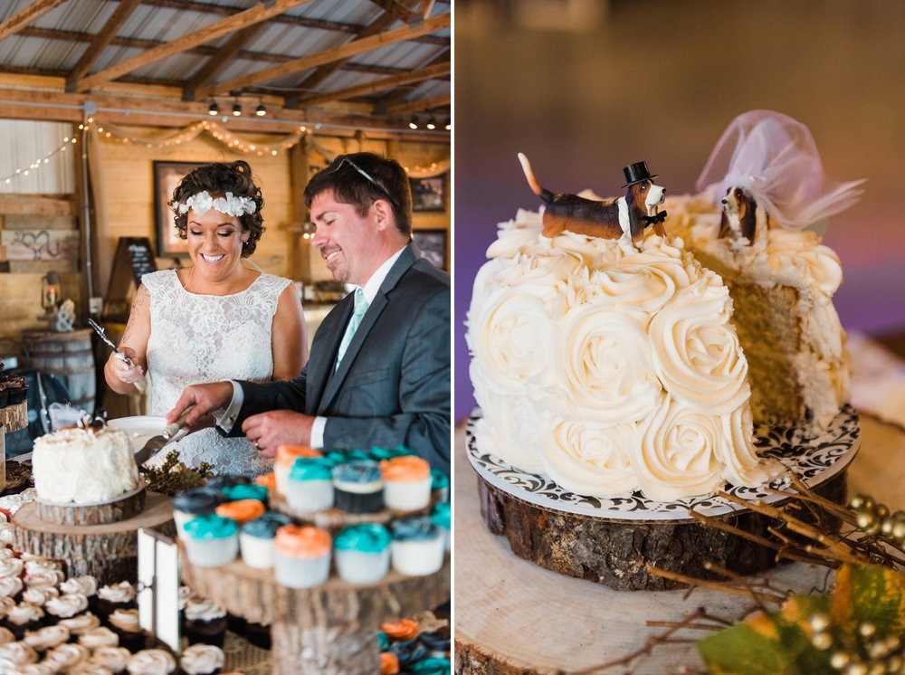 Rustic Barn Wedding with Sweet Rescue Dogs in Central Indiana_0043.jpg