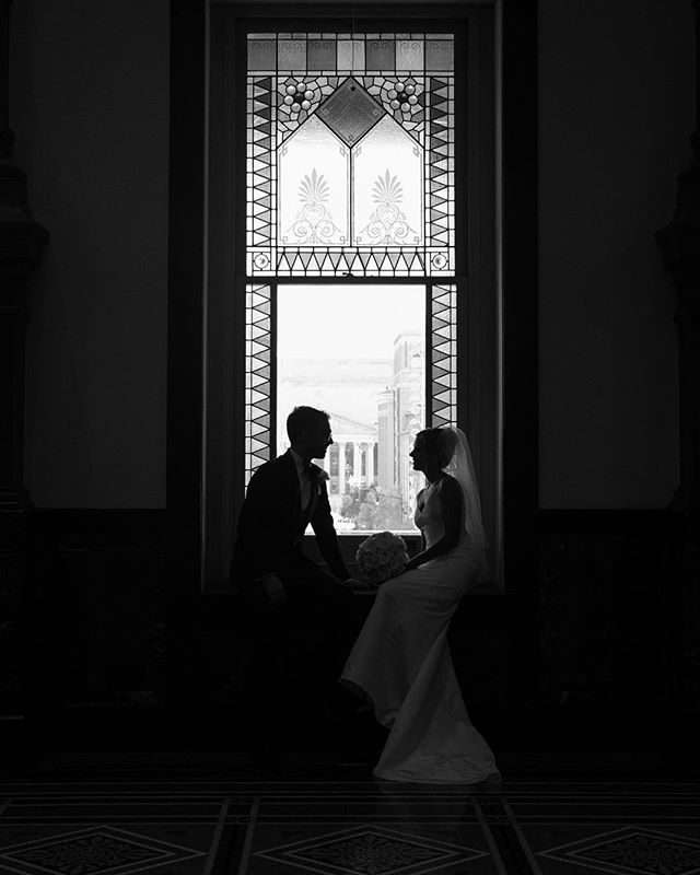 When you have a window with such delicate details, You have to get at least one silhouette shot! I like how you can still see the drape of her gown and the pattern of the floor tiles though.⠀ *⠀ *⠀ *⠀ *⠀ #rachaelfosterphoto #igersindy #igersindiana #igersmidwest #indywedding #midwestwedding #weddingphotography #weddingphotographer #weddingphotos #naptownwedding #circlecitywedding #artofvisuals #chasinglight #brbchasinglight #brideandgroom #visualsoflife #bridetobe2018 #soloverly #thedailywedding #👰 #👰📷 #👰📸 #💍#silhouette #brideandgroom