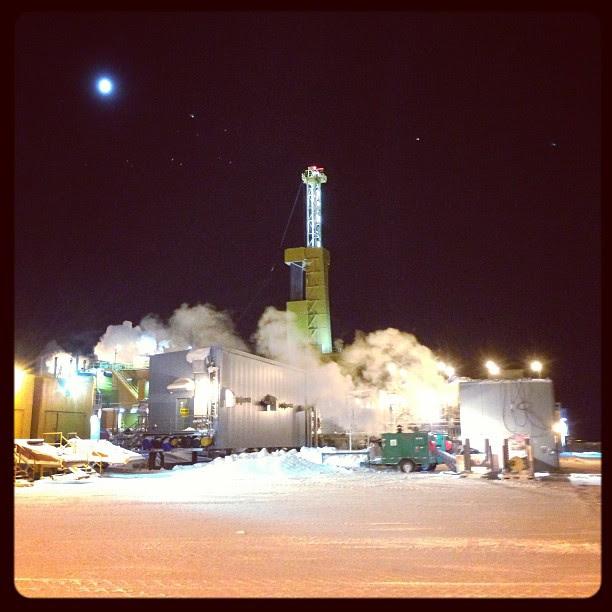 Wellsite & Drilling — Arowe, Inc