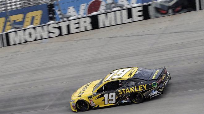 Daniel Suarez el mejor piloto mexicano e NASCAR