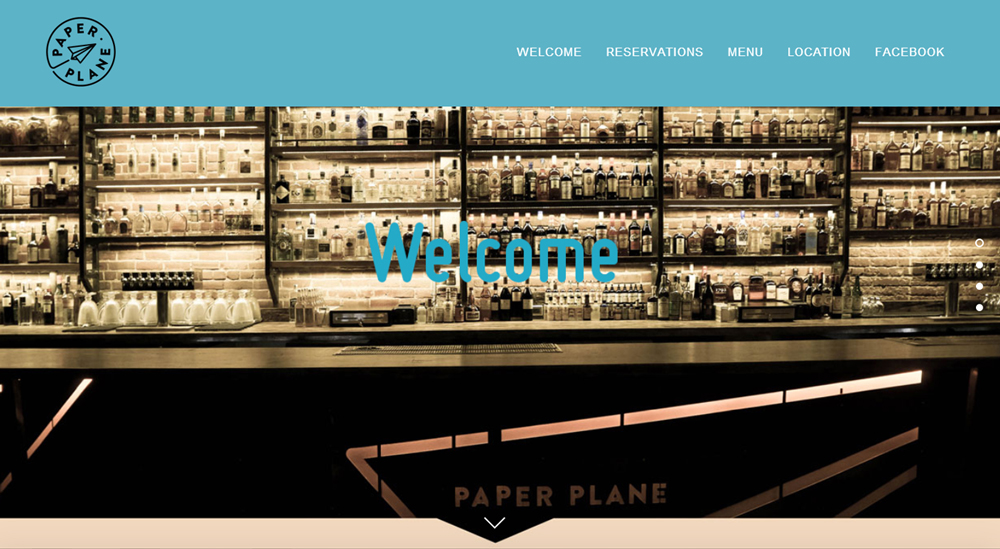 Paper Plane |  PaperPlaneSJ.com