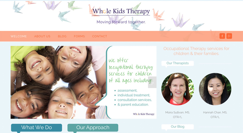 Whole Kids Therapy  |  WholeKidsTherapy.com