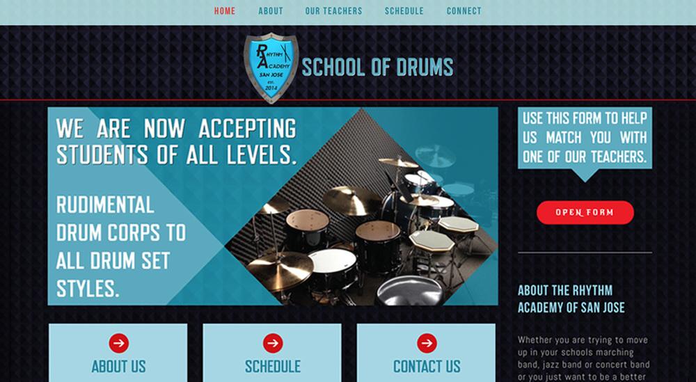 Rhythm Academy |  RhythmAcademySJ.com