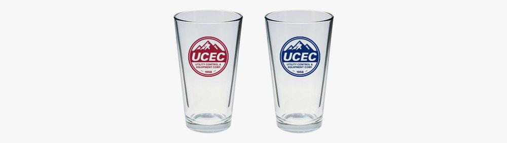 UCEC Glassware Designs