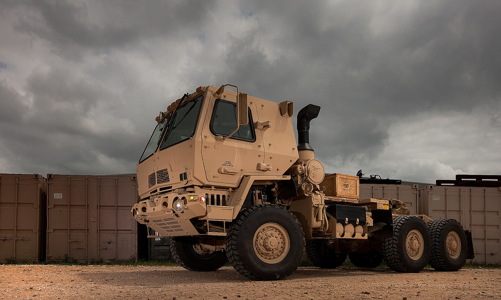 BAE Systems FMTV