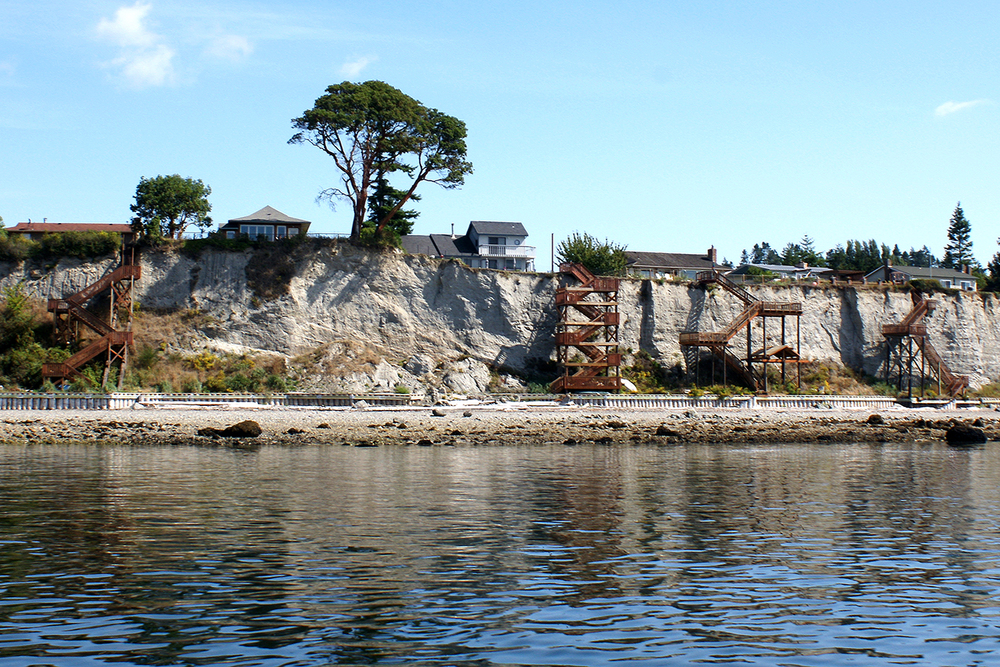 """Ladderville"", Camano Island"
