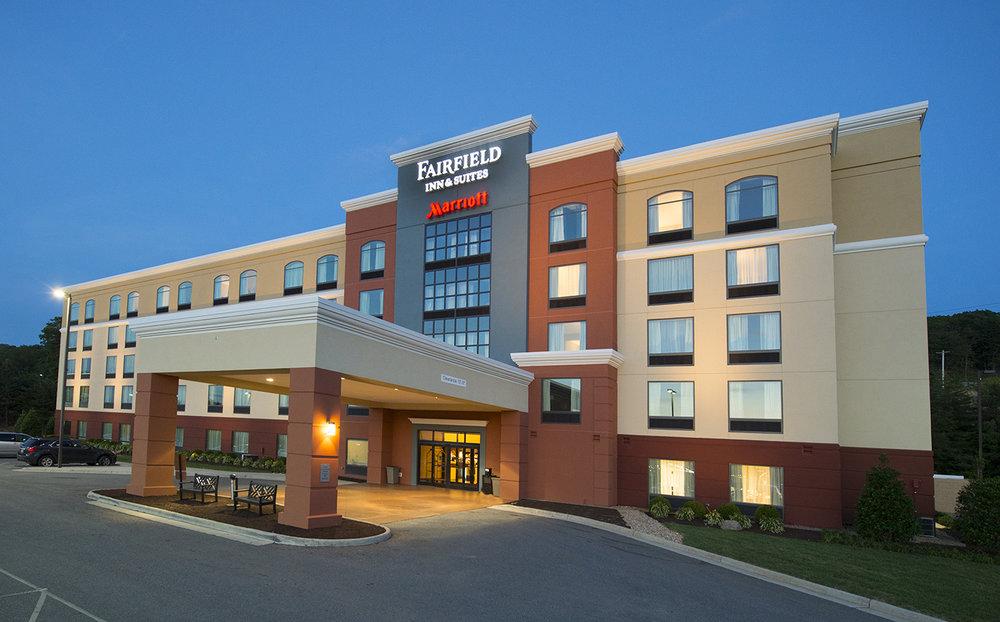 Fairfield Inn & Suites by Marriott - $104 PER NIGHTReserve by 07.17.20193777 Candler Mountain Rd., Lynchburg, VA 24502(434) 608-1224