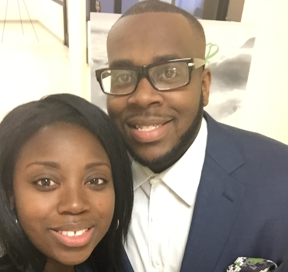 Pastor Jeffery Smith & Danielle Smith   Host: Relationships and How to Win in Them(Millennials)  Date/Time: Wednesdays @ 6:00-7:00  Location: 4 Dawson's Row (Office of African American Affairs Conference Row ,UVA Campus)