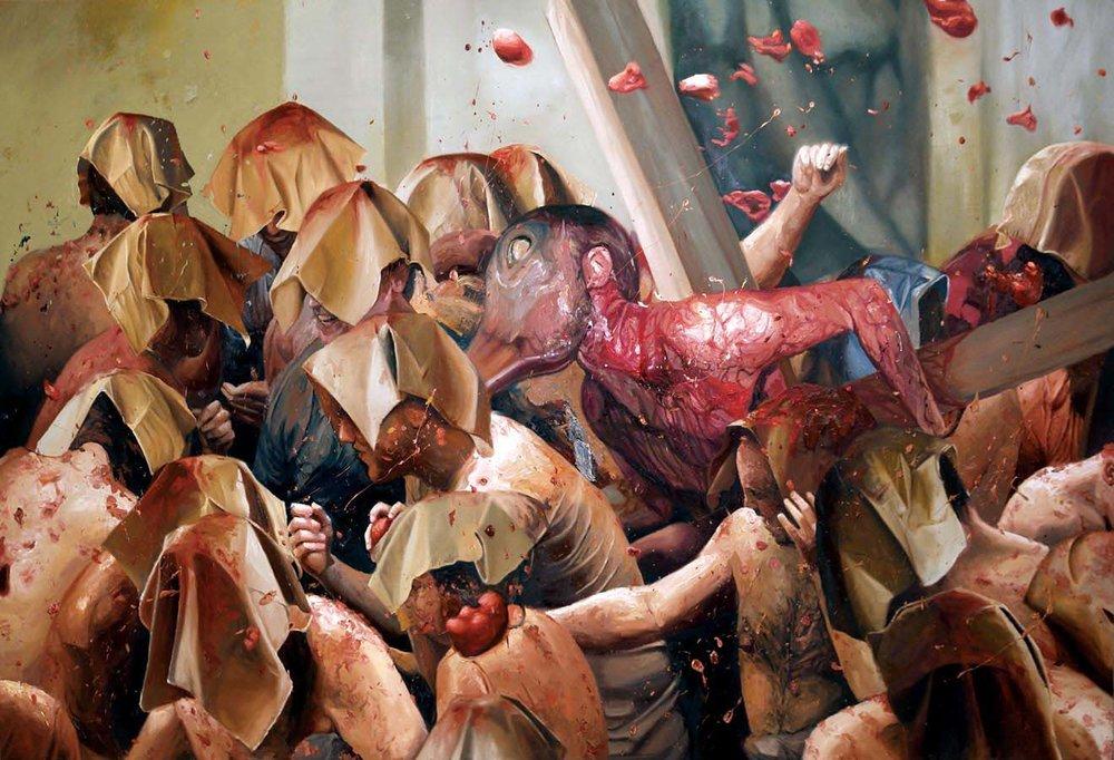 """""""Galgotha"""" by Joshua Hagler"""