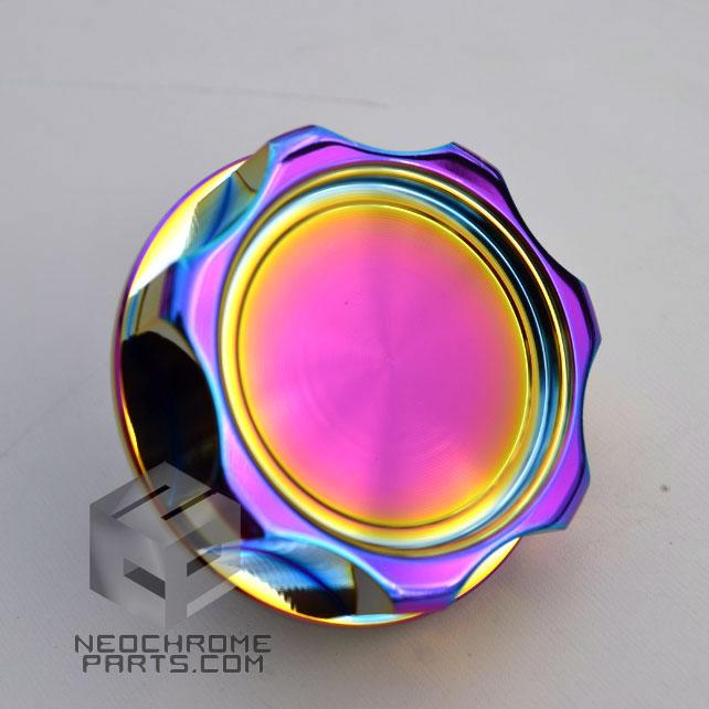 neochrome hondaacura oil cap neochrome parts