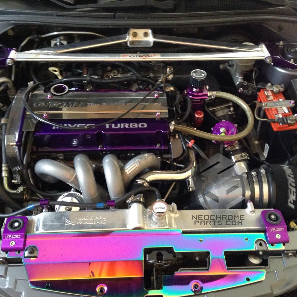Aurora Neo Evo 8/9 Radiator Cooling Plate