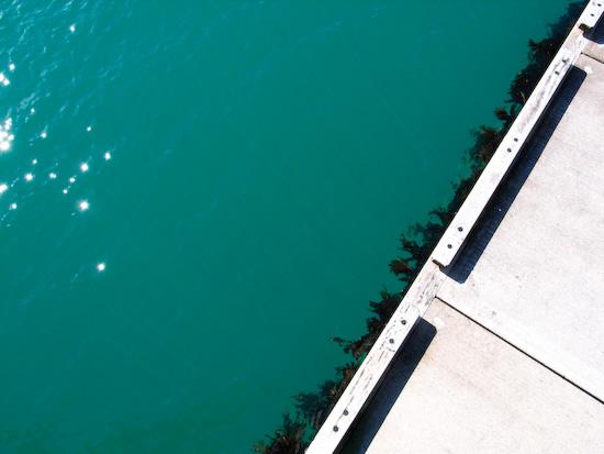 Wellington waterfront (Ricoh GR Digital)