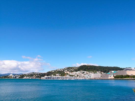 Wellington (Ricoh GR Digital)
