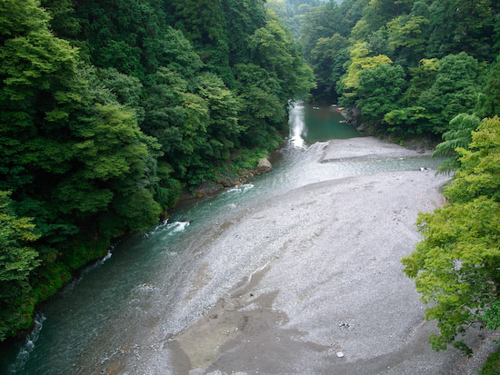 Tamagawa River (Ricoh GR Digital)