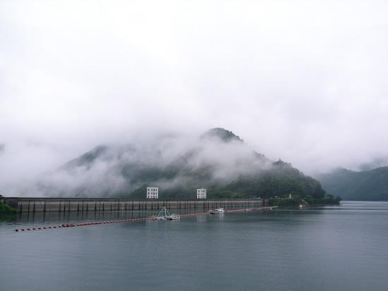Lake Okutama (Ricoh GR Digital)