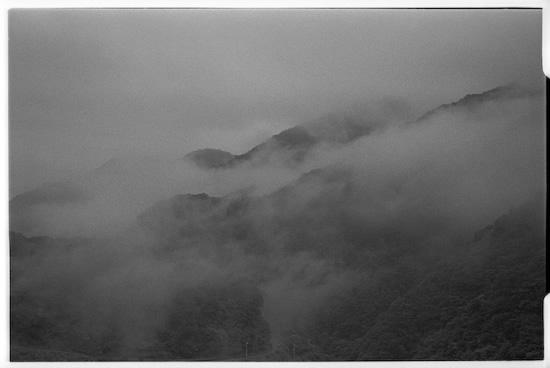 Okutama in the Fog  (Leica M2 + Summicron 35mm ASPH)