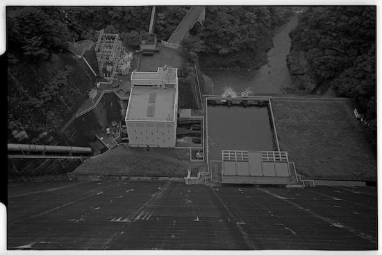 Okutama Dam power plant (Leica M2 + Summicron 35mm ASPH)