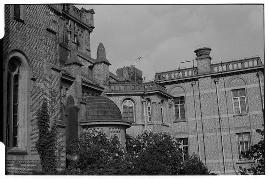 Sheshan Basilica Exterior (Leica M3, 50mm f1.5 Summarit, Kodak 125PX)