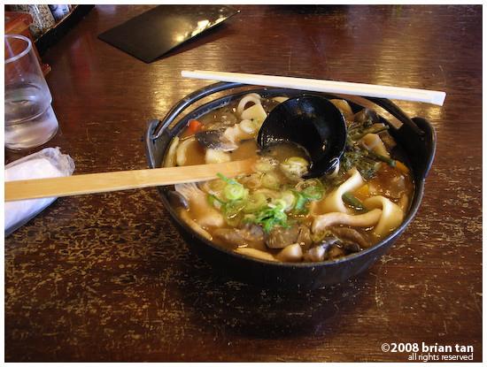 Kawaguchi speciality: Hotto