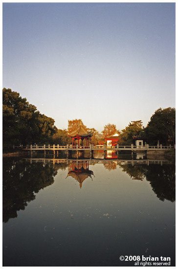 Pavillion at Guyi Garden, Nanxiang