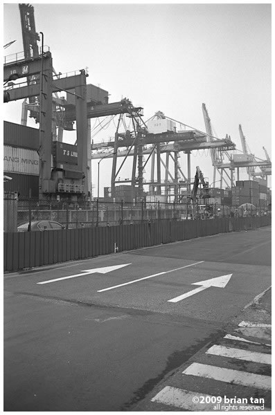 Keelung container port