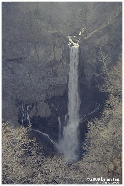 Chuzenji-no-taki: Chuzenji waterfall