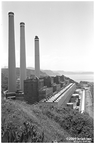 A better view of the power station