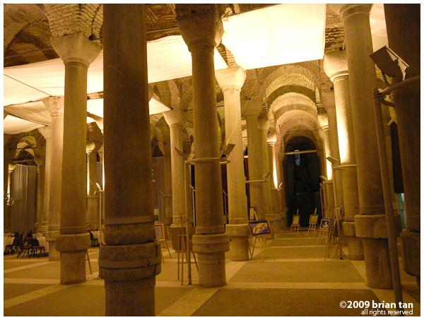 Birbindirek Cistern Interior