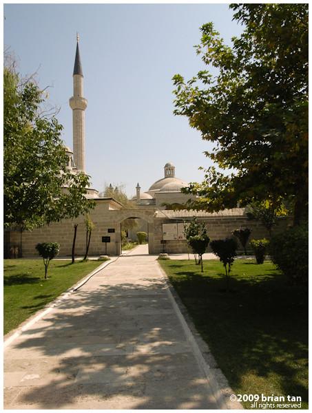 Sultan Beyazid II Complex, outside Edirne