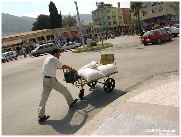Downtown Antakya