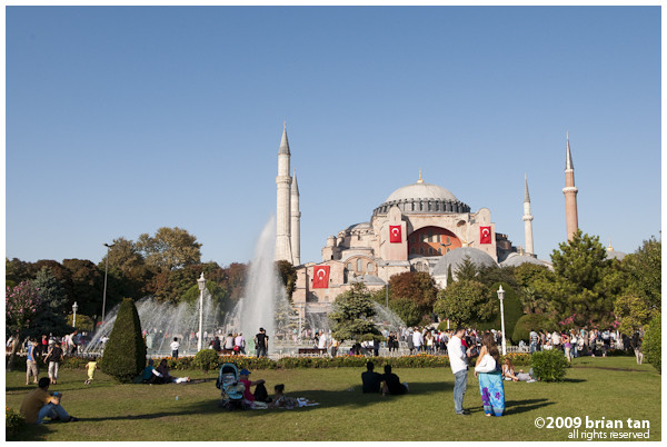 Aya Sofia from the park