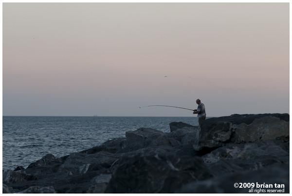One more angler...